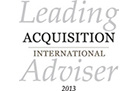 ACQUISITION INTERNATIONAL MAGAZINE, 2013